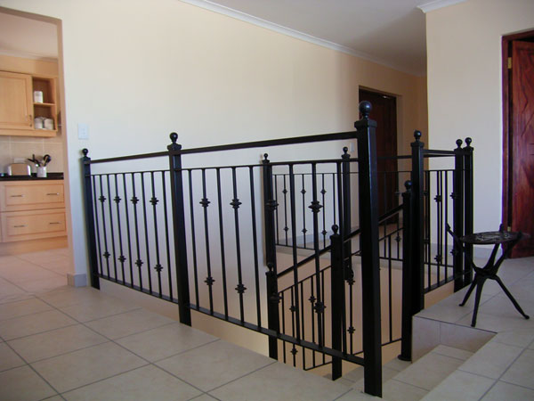 steel railings stainless steel concept steel creations. Black Bedroom Furniture Sets. Home Design Ideas
