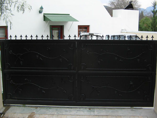 Sliding Gates Cape Town Wood And Steel Motors