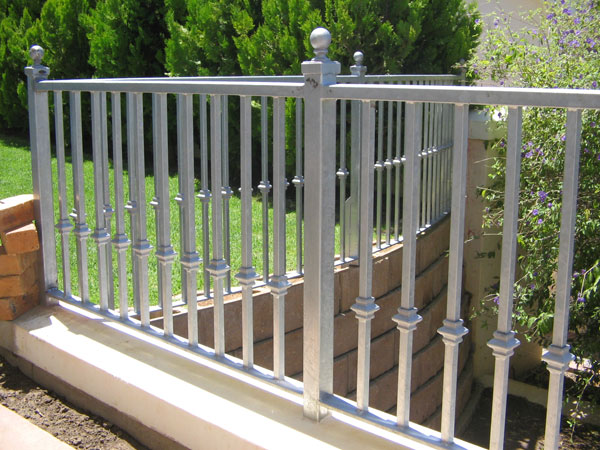 Steel Fencing Concept Steel Creations